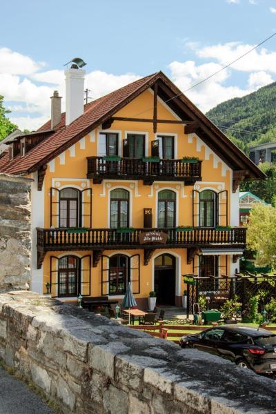 Zdjęcia hotelu: Pension Alte Mühle, Gmünd in Kärnten