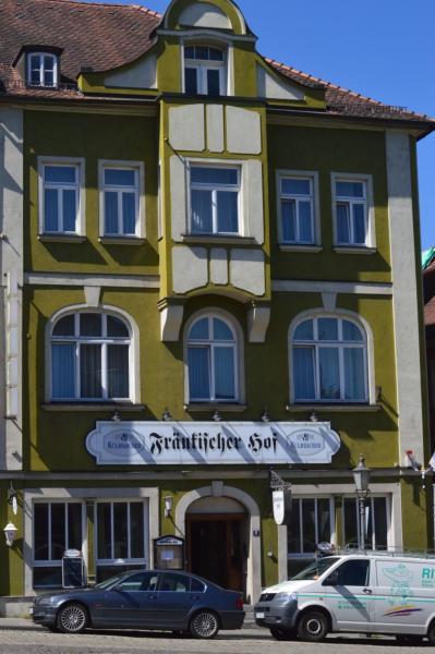 Hotel Pictures: Hotel Frankischer Hof, Kitzingen