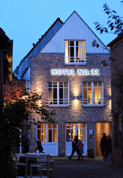 Hotelbilleder: Hotel No. 11, Lüdinghausen