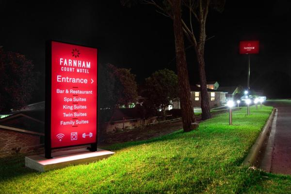 Foto Hotel: Farnham Court Motel and Restaurant, Morwell