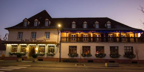 Hotel Pictures: Résidence Les Cigogneaux, Ostheim