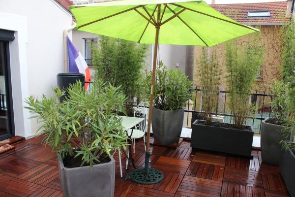 Hotel Pictures: Apartment 72 Rue Guy Moquet, Malakoff