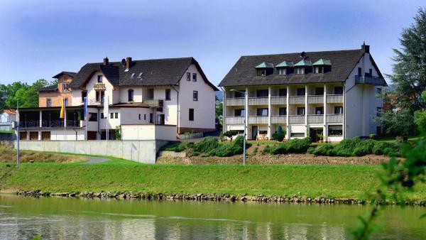 Hotel Pictures: Hotel Straubs Schöne Aussicht, Klingenberg am Main