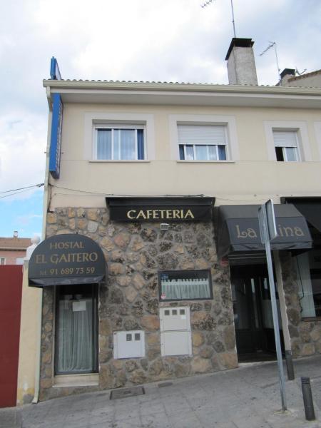 Hotel Pictures: Hostal El Gaitero, Arroyomolinos