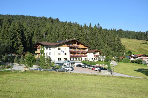 Fotografie hotelů: Ferienhotel Iris, Auffach