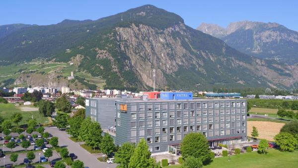 Hotel Pictures: Hotel Vatel, Martigny-Ville