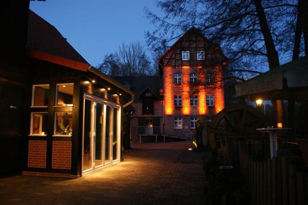 Hotel Pictures: Wassermühle Heiligenthal, Heiligenthal