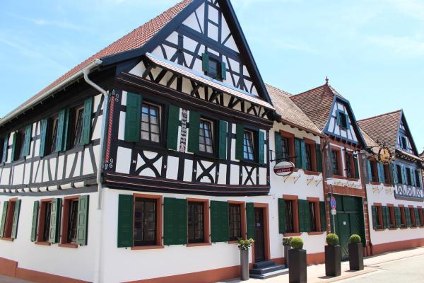 Hotelbilleder: Hotel zum Rössel, Kandel