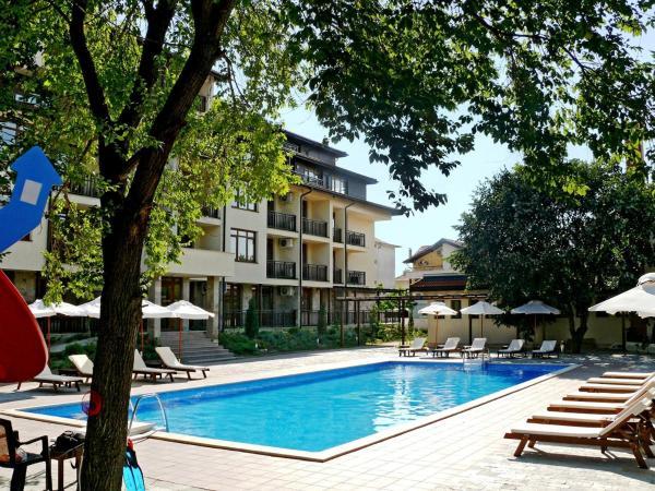 Φωτογραφίες: Апартамент в Черноморец, Τσερνομόρετς