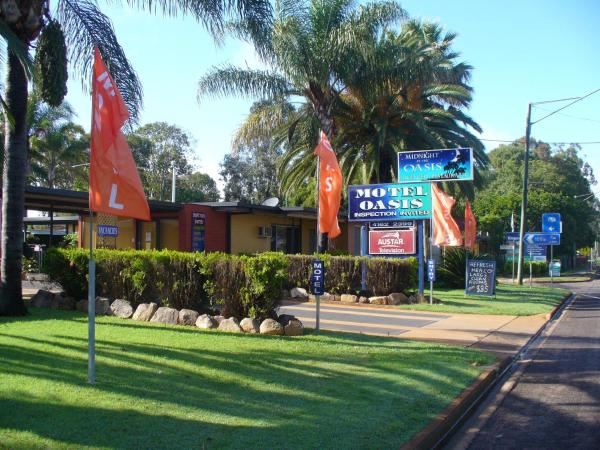 Hotel Pictures: Motel Oasis, Kingaroy