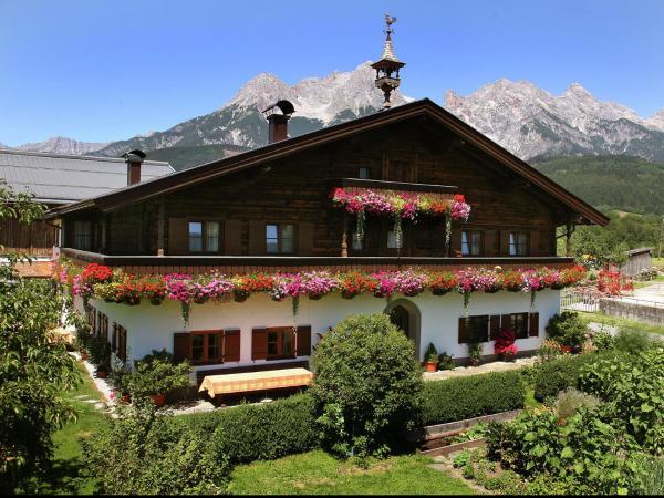 Hotellikuvia: Mosshamhof XL, Saalfelden am Steinernen Meer