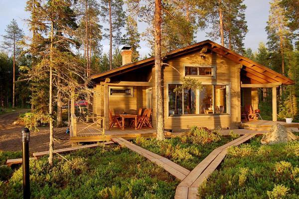 Hotel Pictures: Ferienhaus mit Sauna (079), Viinamäki