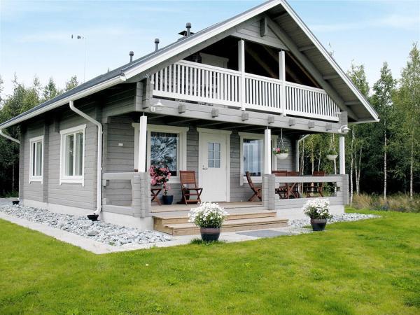 Hotel Pictures: Ferienhaus mit Sauna (120), Lapinlahti