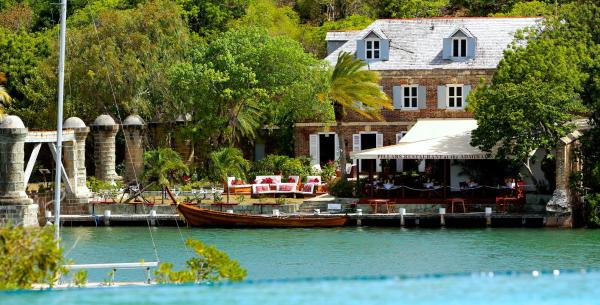 Hotellbilder: Admiral's Inn and Gunpowder Suites, English Harbour Town