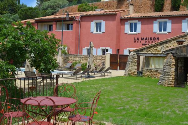 Hotel Pictures: La Maison des Ocres, Roussillon