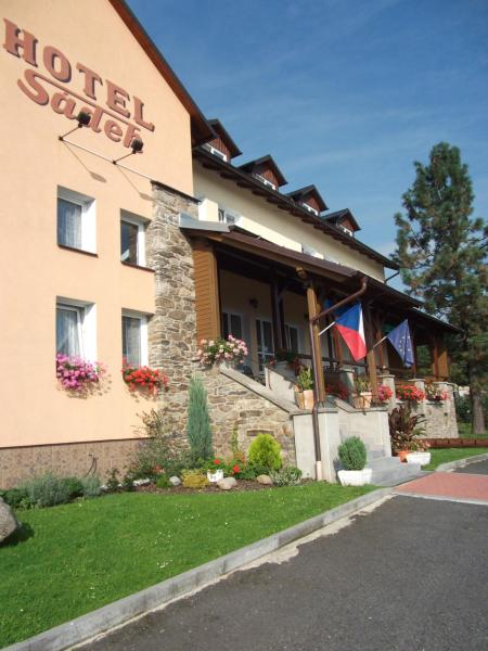 Hotel Pictures: Hotel Sádek, Díly