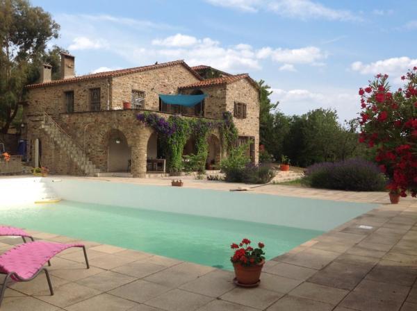 Hotel Pictures: Mas d'en Llinas, Castelnou