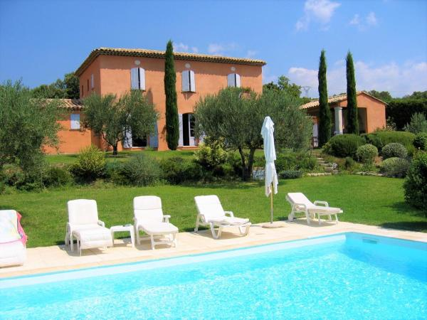 Hotel Pictures: Holiday home Damazian, Saint-Saturnin-d'Apt