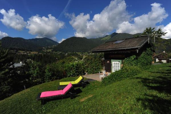 Hotel Pictures: Chalet Route Les-Granges, Montriond