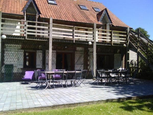 Hotel Pictures: Holiday home Rue de Bellevue, Bernay-en-Ponthieu