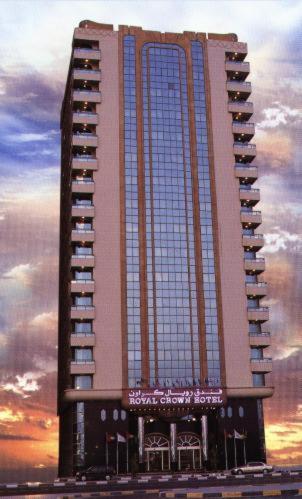Fotos do Hotel: Royal Crown Suites, Sharjah