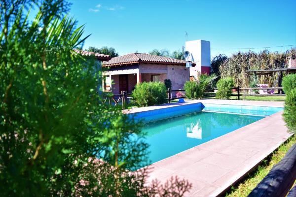 Zdjęcia hotelu: Cabañas Villa del Sol, El Encón