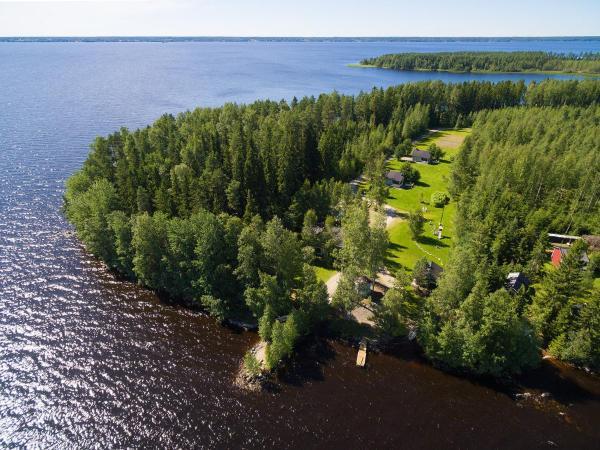 Hotel Pictures: Lomakylä Tapiola, Lappajärvi
