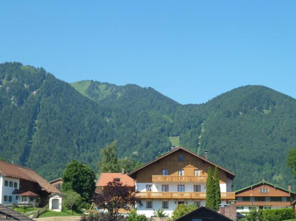 Hotelbilleder: Zum Heisn, Lenggries
