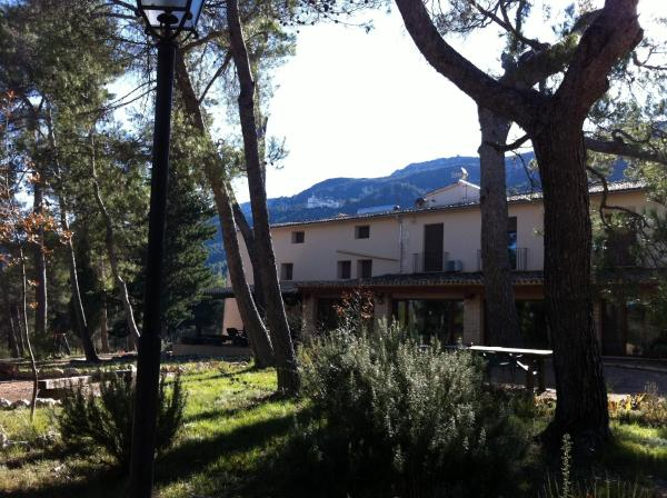 Hotel Pictures: Masía La Safranera, Alcoy