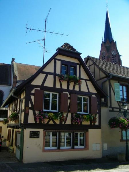 Hotel Pictures: Holiday home Rue de la Mairie, Scherwiller