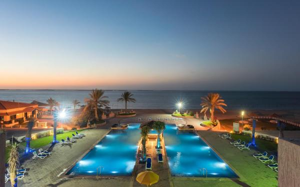 Fotografie hotelů: Barracuda Beach Resort, Umm Al Quwain