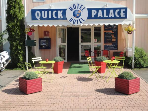 Hotel Pictures: Quick Palace Epinal, Épinal