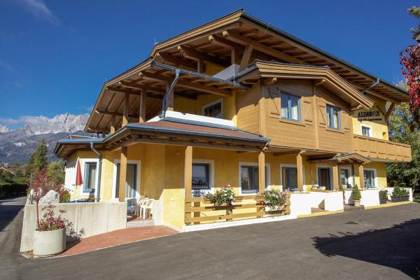 Fotos del hotel: Alimonte Romantic Appartements, Sankt Johann in Tirol