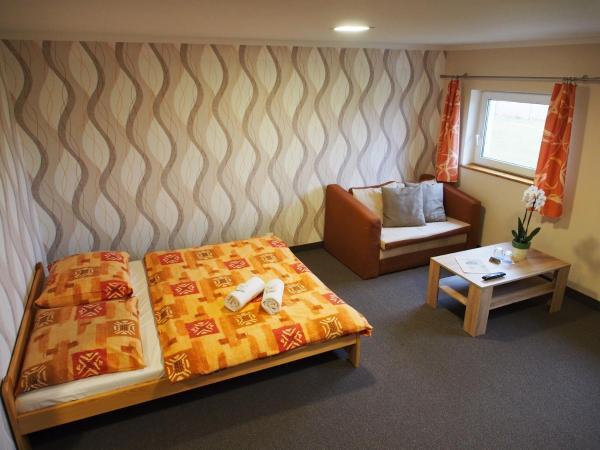 Hotel Pictures: Pension Růžák, Růžová