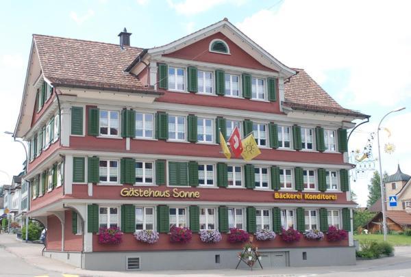 Hotel Pictures: Gästehaus Sonne, Bütschwil