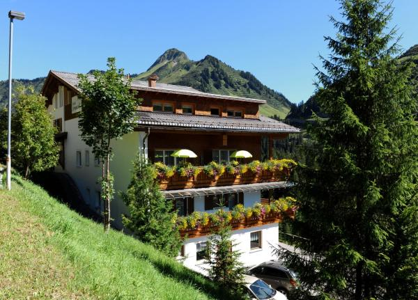 Foto Hotel: Hotel Sonnalpen, Damuls