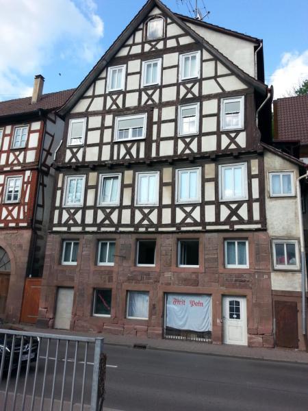 Hotel Pictures: Ferienwohnung Hermann Hesse Stadt, Calw