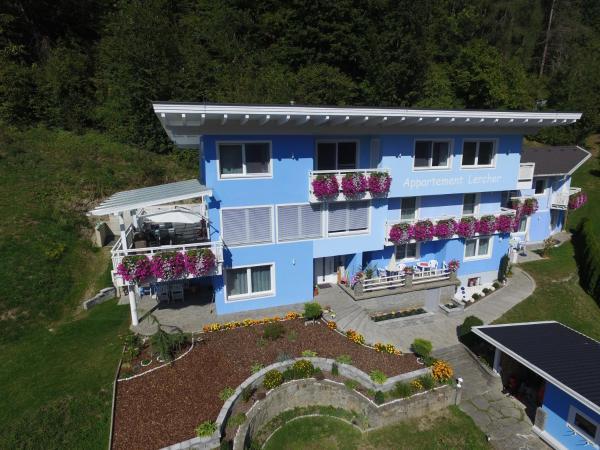 Fotos del hotel: Appartementhaus Lercher, Flattach