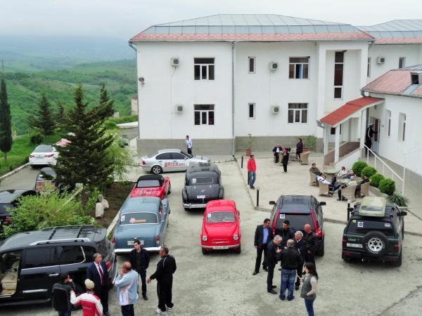 Zdjęcia hotelu: Hotel Nairi Stepanakert, Khankendi