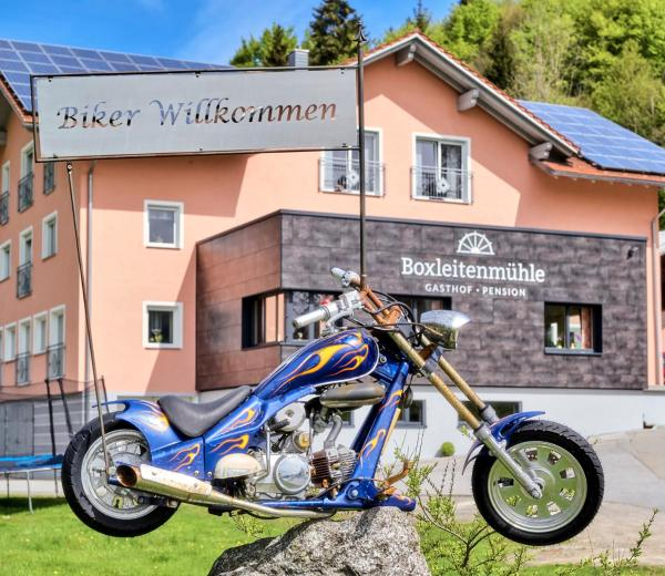 Hotel Pictures: Gasthof-Pension Boxleitenmühle, Waldkirchen
