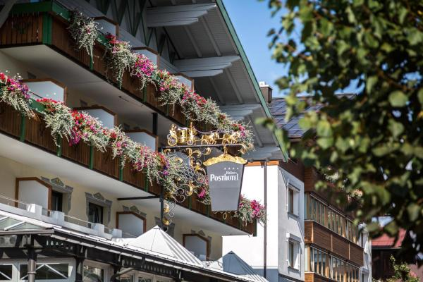 Hotelbilder: Haller's Posthotel, Riezlern