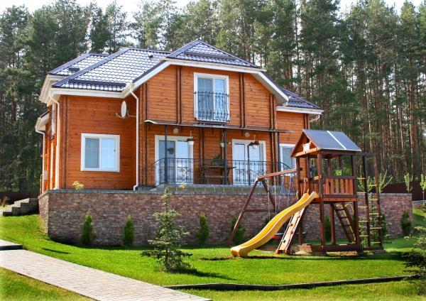 Hotel Pictures: Cottage Stepenevo, Naroch'