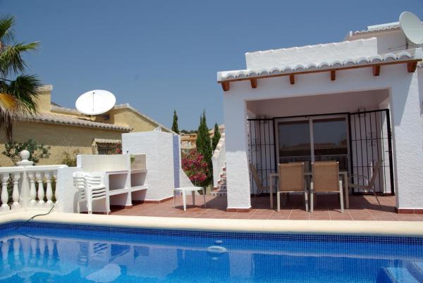 Hotel Pictures: Casa Serena, Benitachell