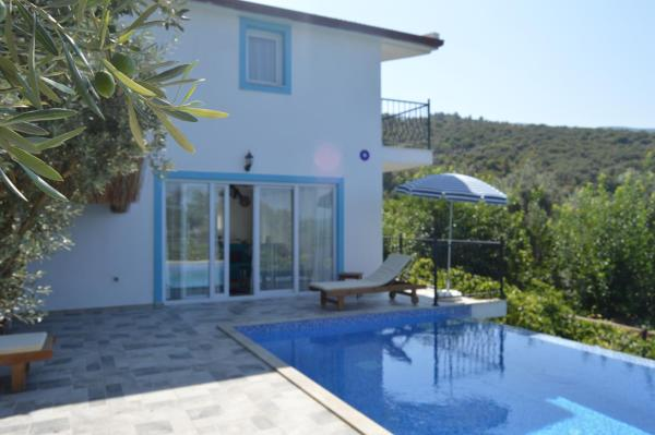 Fotografie hotelů: Villa Meryem, Kalkan