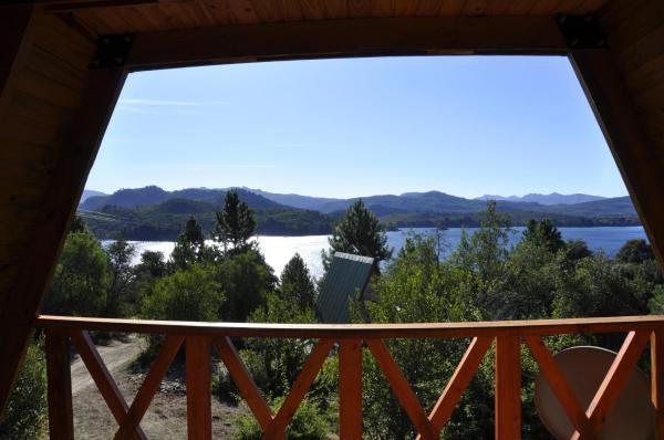 Fotografie hotelů: Cabañas El Prado Cordillerano, Villa Pehuenia