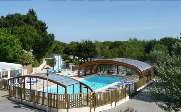 Hotel Pictures: Camping Le Moulin de Kermaux, Carnac