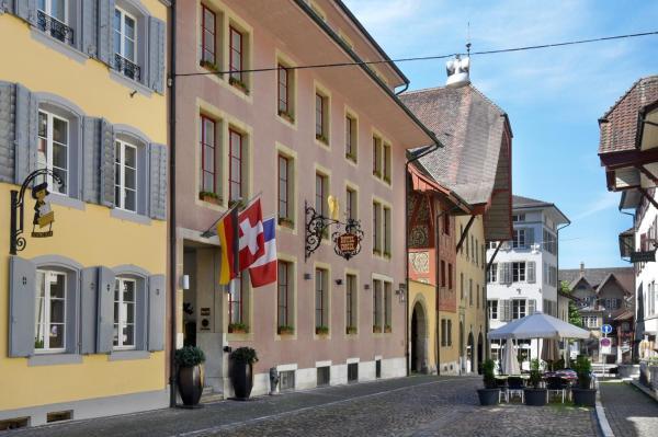 Hotel Pictures: Hotel Engel, Zofingen
