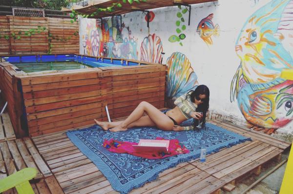 Hotel Pictures: Hostal Casa Lagarto, Taganga