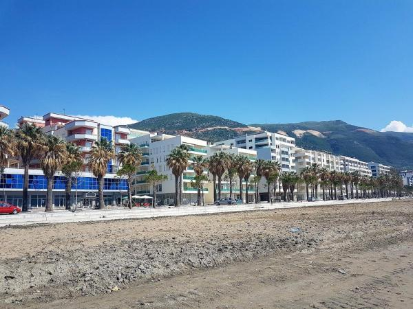 ホテル写真: Joni Apartment, Vlorë