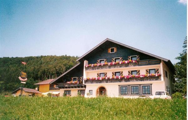 Фотографии отеля: Hotel-Garni Pfandlwirt, Munderfing